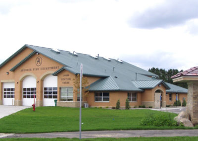 Andover Fire Station