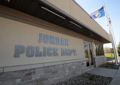 Jordan Police Station