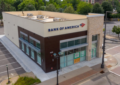 Midway Bank of America